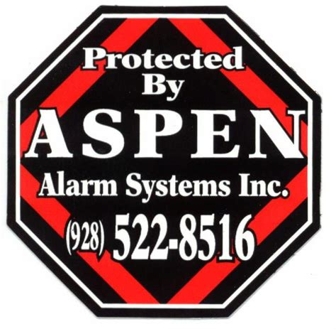 aspen alarm systems inc home