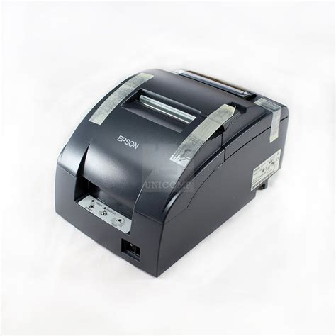 Print Epson Tmu 220 New epson tmu220 pos receipt printer new