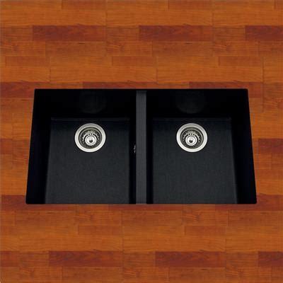 Evier Noir 2 Bacs Encastrable by 201 Vier Luisina Tam Tam Granit Noir 2 Bacs 201 Vier