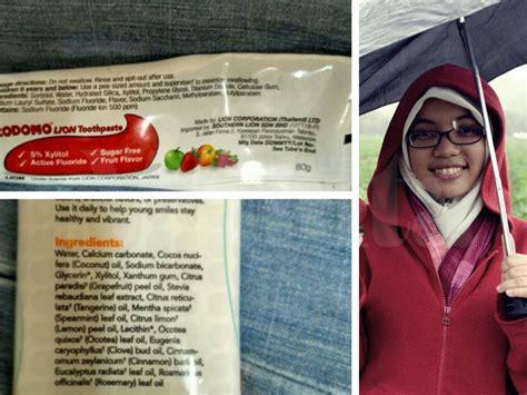 Meminjam Kandungan Wanita Lain Wanita Ini Terkejut Bila Semak Kandungan Ubat Gigi Anak