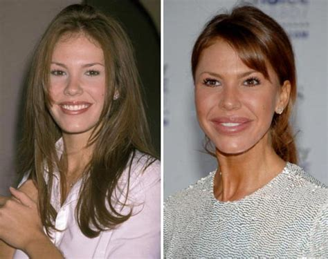 nikki cox before and after plastic surgery nikki cox plastic surgery before after celebrity
