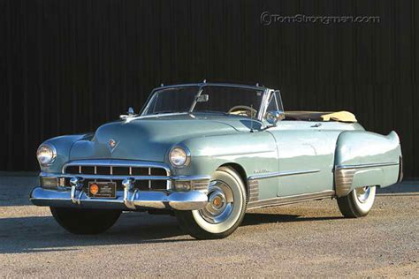How Much Are Cadillac Converters Worth by Top Luxury 1949 Cadillac Series 62