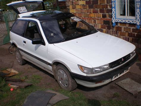 1987 mitsubishi mirage pictures 1500cc gasoline ff manual for sale