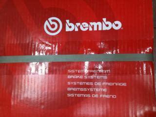 Brake Pad Depan Vios Oldaltis wts brembo disc rotor and brake pads