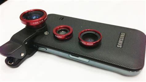 lens for android universal clip 3 in 1 lens wide angle macro fisheye