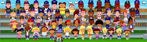 backyard sports is one of the most progressive
