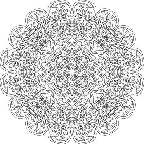 the mindful mandala coloring book inspiring designs for contemplation meditation and healing mindful compassion coloring page