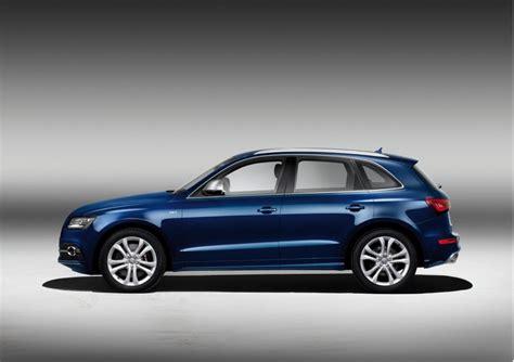 Audi Sq5 Diesel by Audi Sq5 Tdi Preview 313 Hp Turbo Diesel Crossover