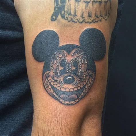 minnie mouse tattoo 65 classic mickey and minnie mouse ideas