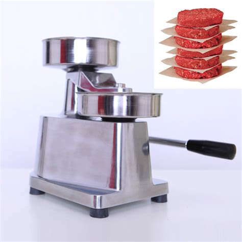 Klem Seling 12 Mm 12 popular burger press machine buy cheap burger press