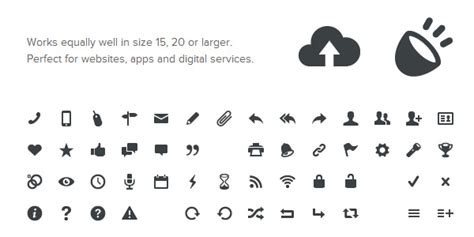 design icon font awesome 10 free icon fonts for a new kind of web design