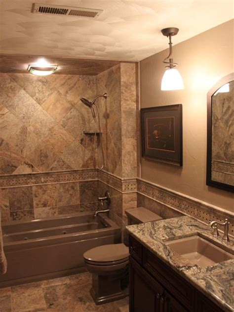 bathroom with stone natural stone bathroom houzz