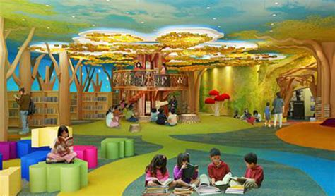 my tree house singapore my tree house the world s 1st green library for kids asia green buildings