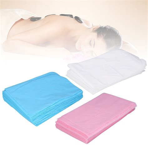 waterproof bed sheets 10pcs waterproof disposable cover sheets non woven massage