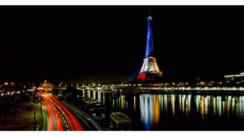 night time 4k paris france wallpaper free 4k wallpaper
