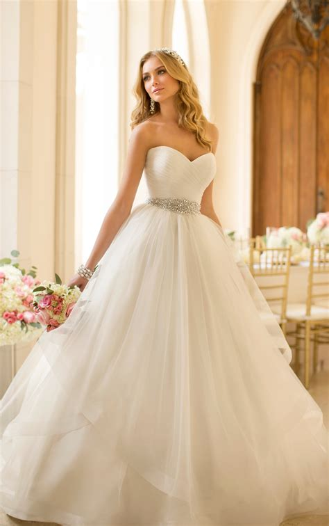 glamorous stella york wedding dresses 2014 collection