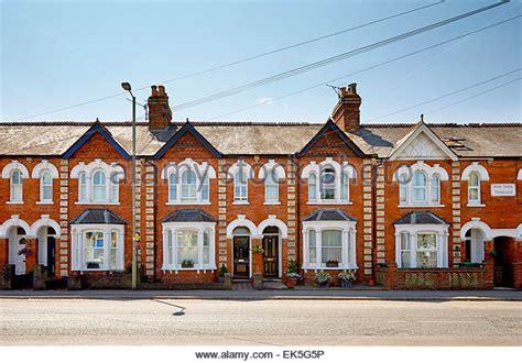 terraced house terraced houses stock photos