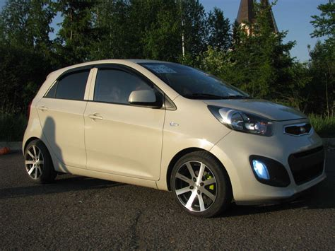 Kia Morning Car Used 2012 Kia Morning Photos 1000cc Gasoline Ff