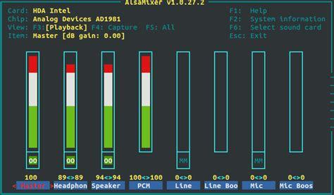 ubuntu reset alsa how to resolve no sound problem on ubuntu 14 04 13 10 13