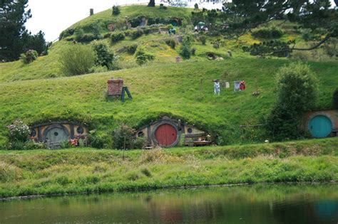 hobbit houses new zealand junipers in new zealand hobbiton