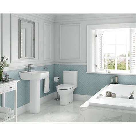wickes bathroom wall tiles wickes soho green ceramic tile 300 x 100mm wickes co uk