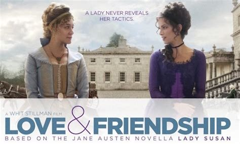 film love friendship a book and a movie lady susan bookshelf fantasies