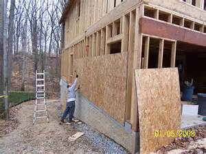 Home Depot Shutters Interior Installing Sheathing On Exterior Walls 187 Exterior Gallery