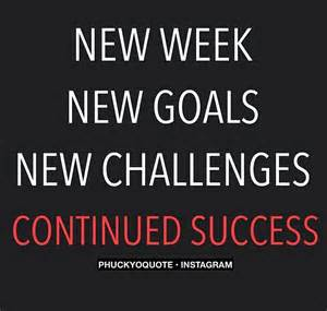 when is new year week new week new goals new challenges pictures photos and