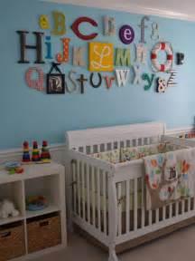 question re nursery decor