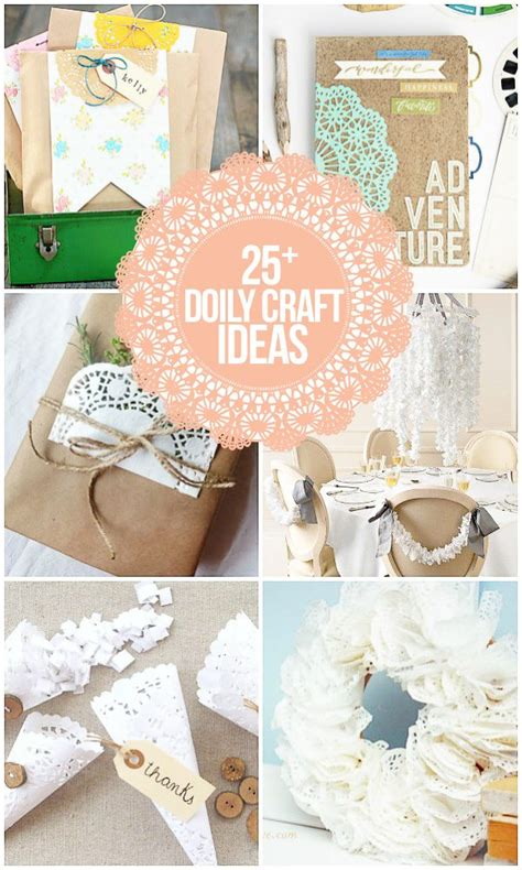 Paper Doily Craft Ideas - craft ideas maureen s clipboard on