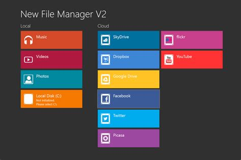 best file manager windows 8 8 best metro file explorer manager for windows 8