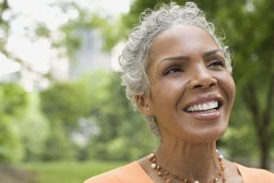 Gray Hair Styles African American Women Over 50 | african american short hair styles for women over 50
