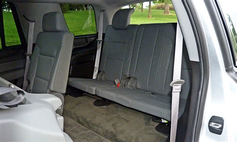 suburban 3rd row seat stuck upright 2015 chevrolet tahoe suburban pros and cons at truedelta