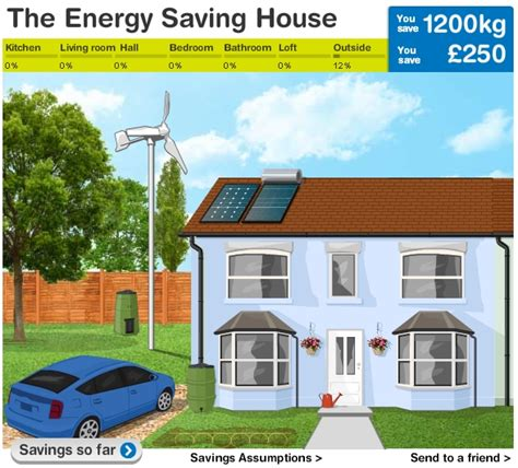 energy saving house earth launches global warming interactive map