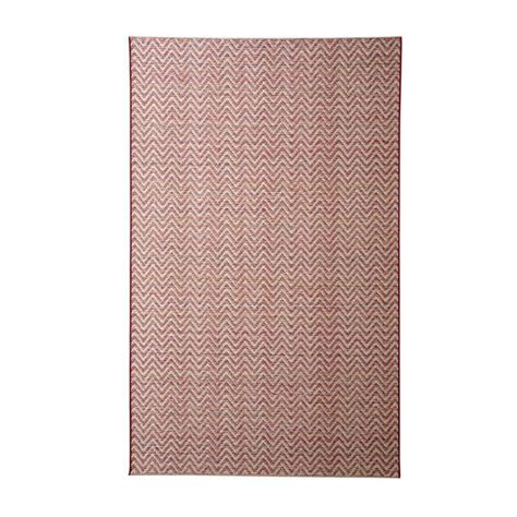 Tapis Home Spirit by Tapis Home Spirit Cerise Sirocco 140x200