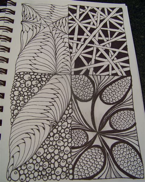 zentangle pattern youtube ellen vargo designs zentangle play