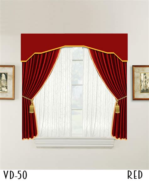 Restaurant Decorative Window Door Curtain