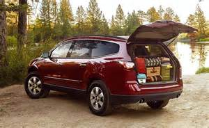 Chevrolet Suv Traverse 2017 Chevrolet Traverse Suv Specs And Reviews About Car