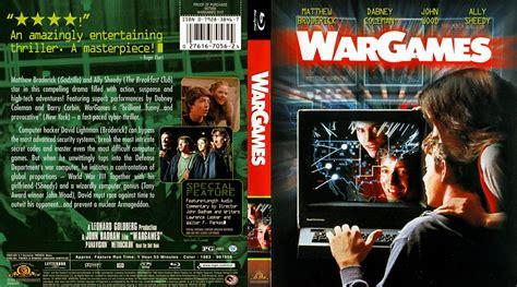 Wargames 1983 Film Wargames Movie Blu Ray Custom Covers Wargames 1983 Custombd Dvd Covers
