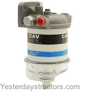 Ford Fuel Filter Assembly Single For Ford 4610 5000 5100