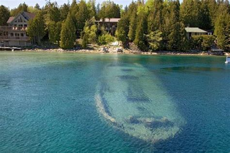 Michigan Sweepstakes - shipwreck sweepstakes