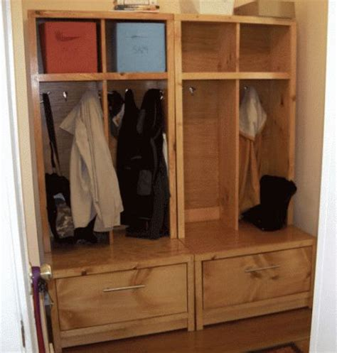 hallway lockers for home 17 best images about mud room breezeway on pinterest