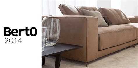 collezione divani e divani collezioni divani poltrone e letti berto news