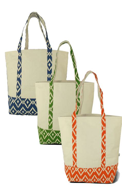 Travel Bag Kanvas Kiwi canvas tote bags monogrammed canvas tote bag