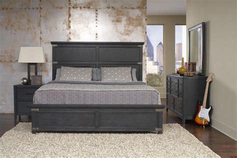 unique bedroom set vintage tempo unique charcoal vintage tempo platform