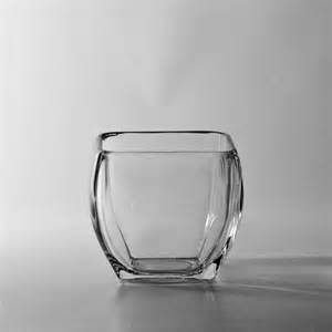 Glass Photo Vase by Square Glass Photo Vase Wholesale