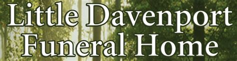 davenport funeral home greater chamber of