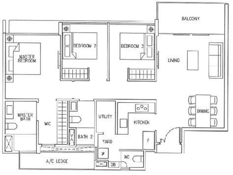 Ecopolitan Ec Floor Plan | ecopolitan floor plans ecopolitan ec punggol way