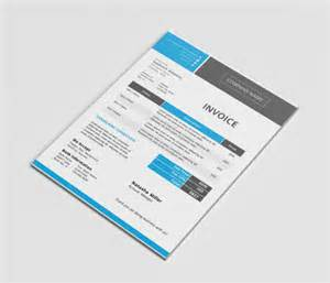 invoice template docx modern docx invoice template stationery templates on