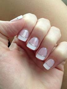 90 absolutely glamorous and chic french tip nails fmag com